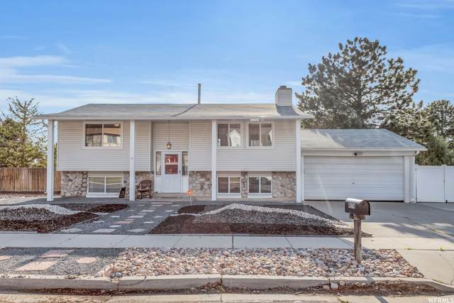9174 S Quail Hollow Dr E, Sandy, UT 84093 (#1743154) :: UVO Group | Realty One Group Signature