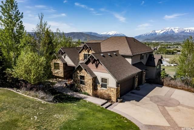 1261 N Valley Ridge Dr, Heber City, UT 84032 (#1743155) :: Gurr Real Estate