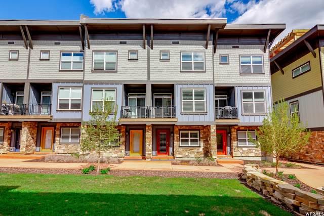 1370 Center Dr #7, Park City, UT 84098 (MLS #1743171) :: High Country Properties