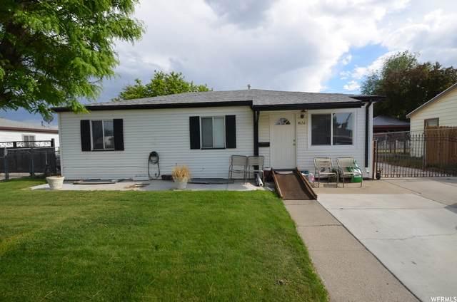 4151 W 5780 S, Salt Lake City, UT 84118 (#1743179) :: Colemere Realty Associates