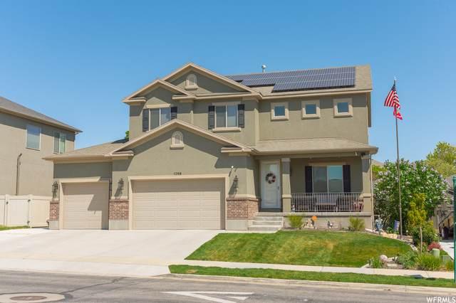 3298 W Sanborn Dr, Riverton, UT 84065 (#1743182) :: Gurr Real Estate