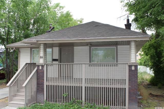 55 W Oakland Avenue Ave S, Salt Lake City, UT 84115 (#1743205) :: Gurr Real Estate