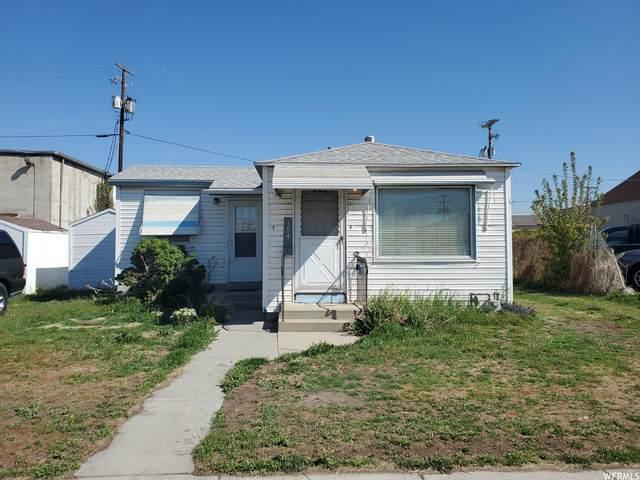 154 W 2700 S, Salt Lake City, UT 84115 (#1743209) :: Livingstone Brokers