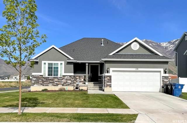 128 N 2170 E, Spanish Fork, UT 84660 (#1743210) :: Utah Real Estate