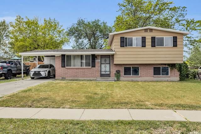 4356 S Hawkeye Dr W, West Valley City, UT 84120 (#1743211) :: Bustos Real Estate | Keller Williams Utah Realtors