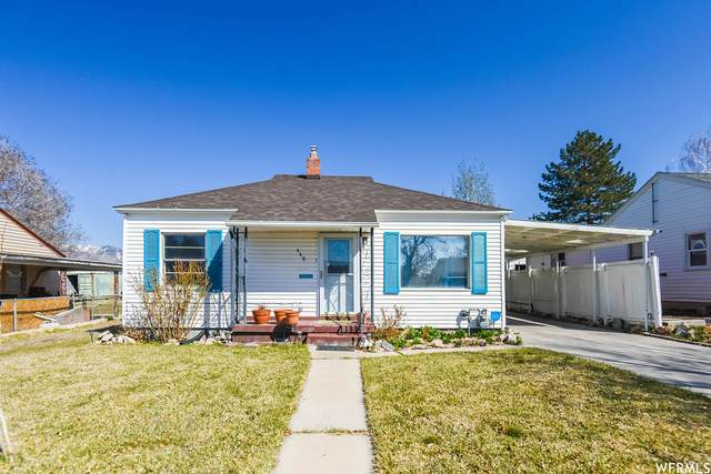 448 N Parkway Ave, Tooele, UT 84074 (#1743217) :: The Perry Group