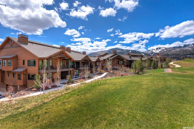 4221 Willow Draw Dr #308, Park City, UT 84098 (#1743230) :: Utah Real Estate