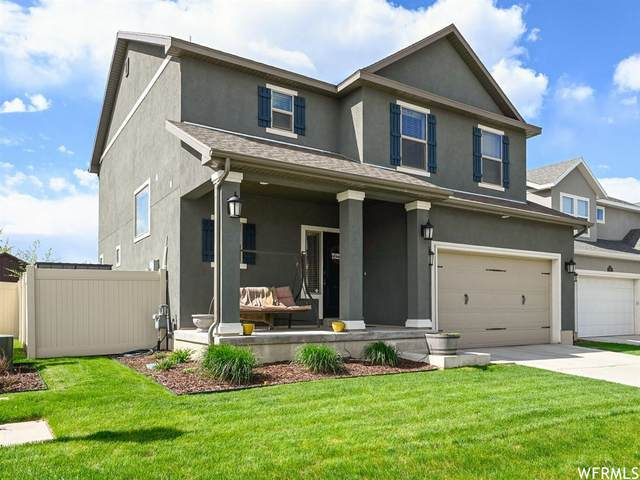 315 W Meadow Dr, Heber City, UT 84032 (#1743255) :: The Lance Group