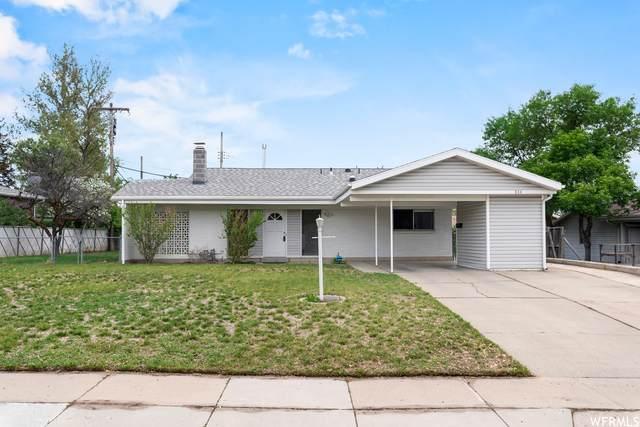 834 E Carnation Dr S, Sandy, UT 84094 (#1743264) :: Utah Best Real Estate Team | Century 21 Everest