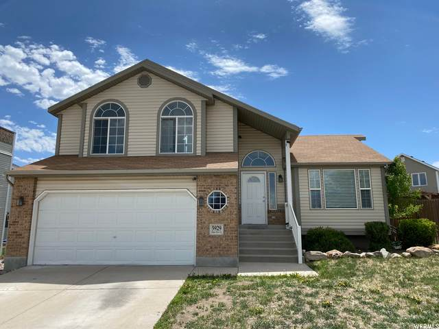 5929 W Rogue River Ct S, Salt Lake City, UT 84118 (#1743284) :: The Perry Group