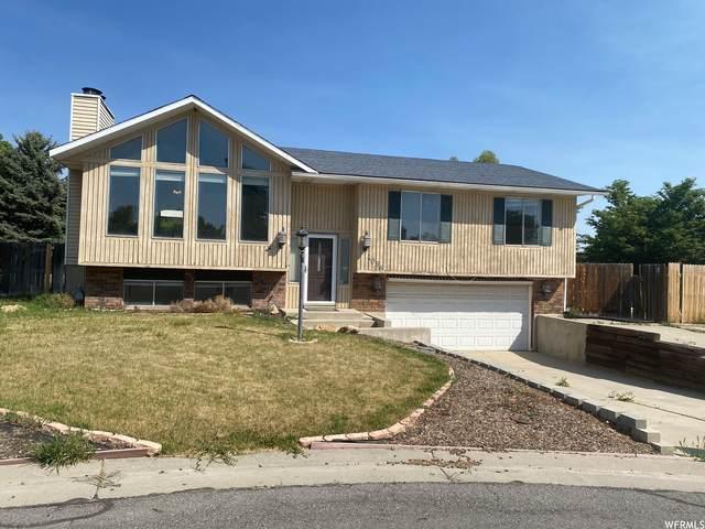 4098 W Fairburn Cir, South Jordan, UT 84009 (#1743290) :: Utah Real Estate
