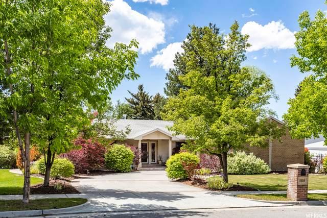8686 S Tracy Dr, Sandy, UT 84093 (#1743291) :: Gurr Real Estate
