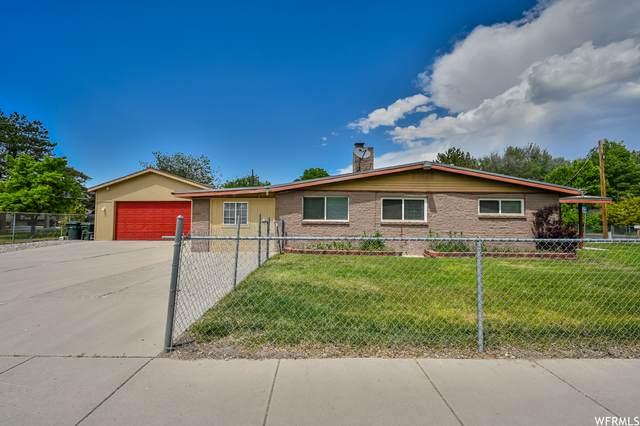 3854 S 4000 W, West Valley City, UT 84120 (#1743302) :: Utah Real Estate
