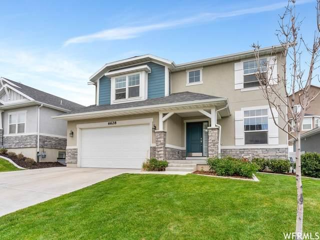 6628 W Terrace Wash Ln S, West Jordan, UT 84081 (#1743306) :: Bustos Real Estate | Keller Williams Utah Realtors
