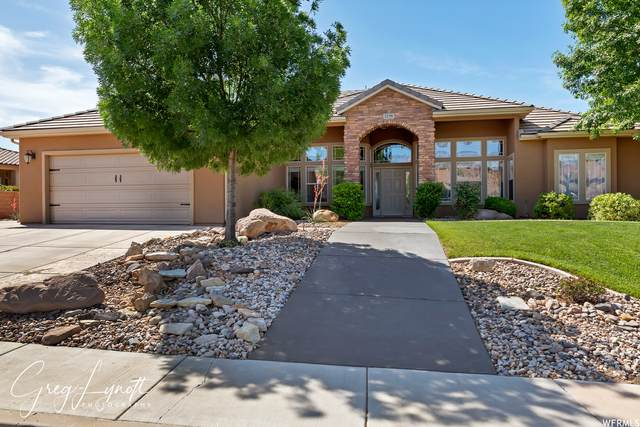 2238 E 2610 S, St. George, UT 84790 (#1743309) :: Doxey Real Estate Group