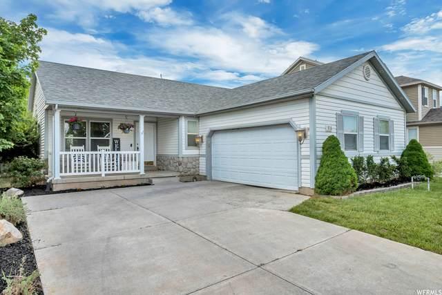 3908 E Smith Ranch Rd., Eagle Mountain, UT 84005 (#1743313) :: Gurr Real Estate