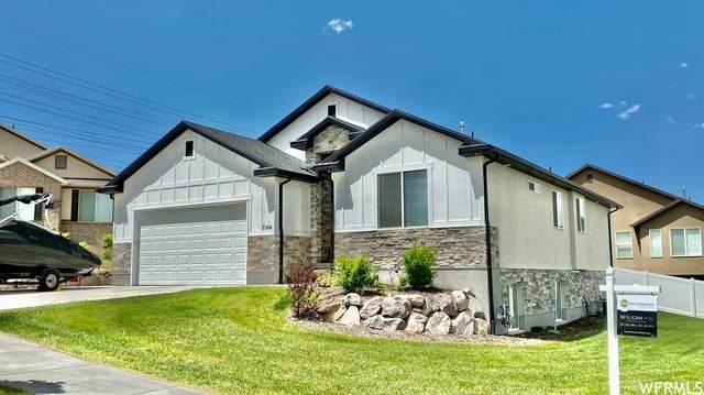 7164 S Mantova Way W, West Jordan, UT 84081 (#1743352) :: Bustos Real Estate | Keller Williams Utah Realtors
