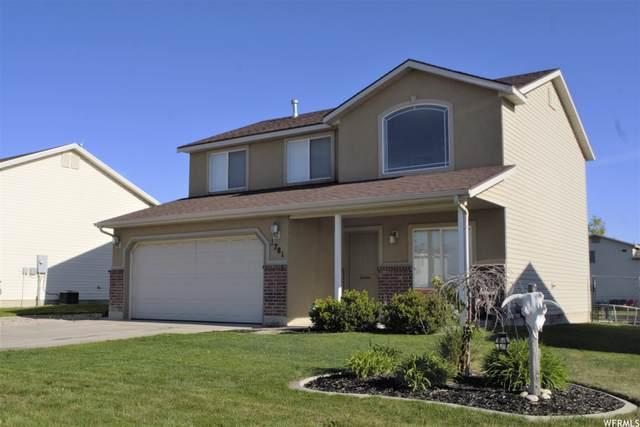 3781 W 4475 S, West Haven, UT 84401 (#1743361) :: Bustos Real Estate | Keller Williams Utah Realtors