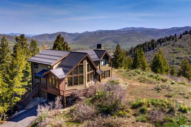 311 Matterhorn Dr, Park City, UT 84098 (#1743369) :: Utah Real Estate