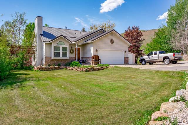 475 N Maple Dr, Huntsville, UT 84317 (#1743372) :: Utah Real Estate