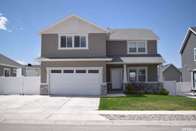 2026 E Harkers Way, Eagle Mountain, UT 84005 (#1743380) :: Bustos Real Estate | Keller Williams Utah Realtors