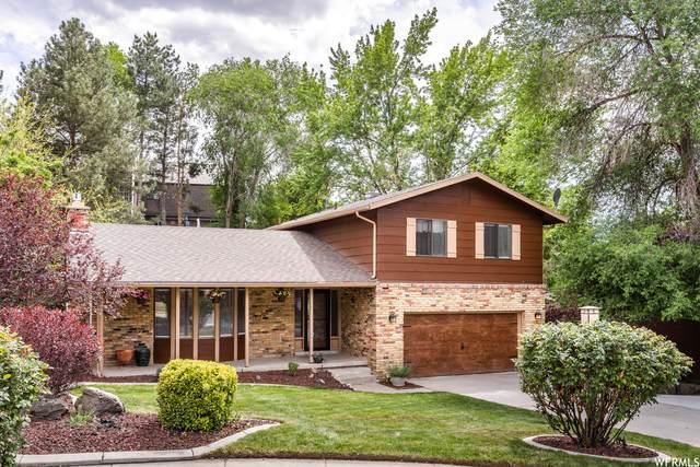2668 E Toni Cir S, Salt Lake City, UT 84121 (#1743382) :: Gurr Real Estate