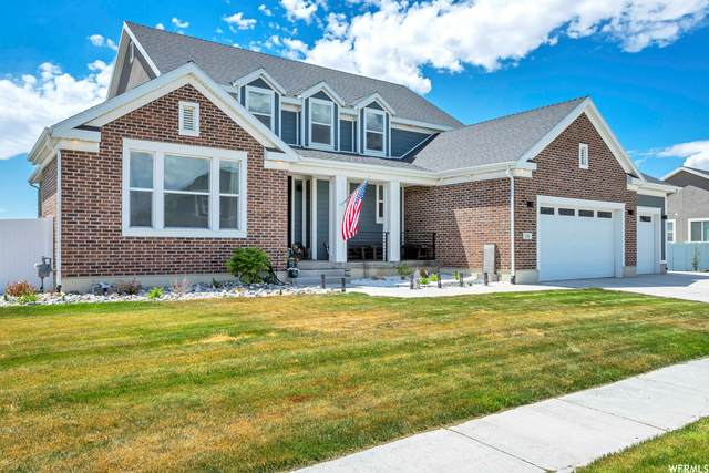 1530 E Sheps Ridge Rd, Eagle Mountain, UT 84005 (#1743388) :: Utah Real Estate