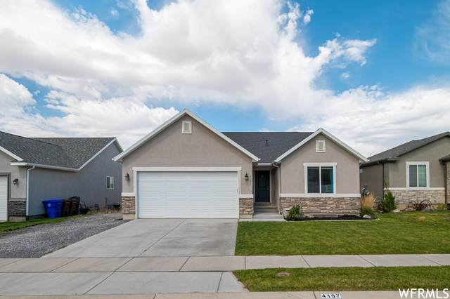4197 N Lake Mountain Rd W, Eagle Mountain, UT 84005 (#1743416) :: UVO Group | Realty One Group Signature