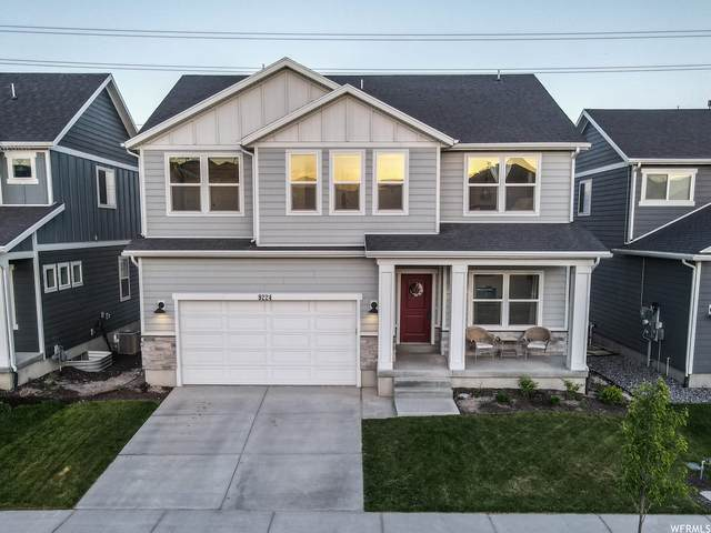 9224 N Scenic Mountain Dr, Eagle Mountain, UT 84005 (#1743419) :: Gurr Real Estate