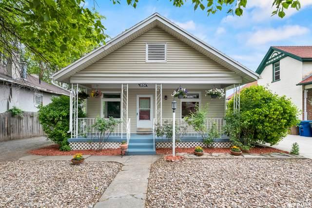 1934 S 1000 E, Salt Lake City, UT 84105 (#1743434) :: Utah Real Estate