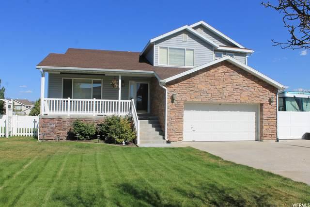 8831 S Deep Creek Dr, West Jordan, UT 84081 (#1743442) :: Utah Real Estate