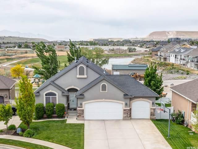 2664 W 2400 N, Lehi, UT 84043 (#1743444) :: Utah Best Real Estate Team | Century 21 Everest