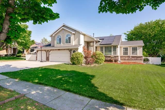 2972 W Sweet Blossom Dr, South Jordan, UT 84095 (#1743447) :: Gurr Real Estate