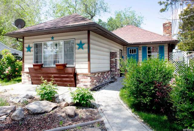 323 N 1000 W, Salt Lake City, UT 84116 (#1743457) :: Utah Real Estate
