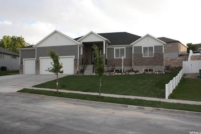8686 S Millrace Rd, West Jordan, UT 84088 (#1743467) :: Gurr Real Estate
