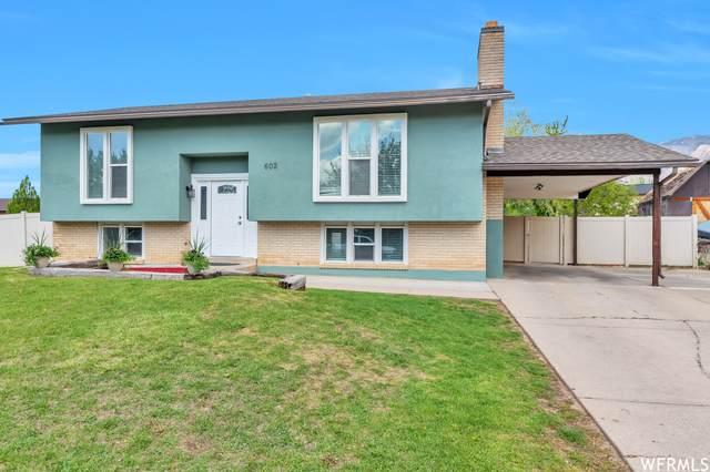 602 E 1750 N, North Ogden, UT 84414 (#1743481) :: UVO Group   Realty One Group Signature