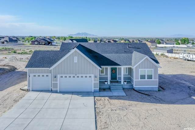 157 E Marciano Way, Grantsville, UT 84029 (#1743487) :: The Perry Group