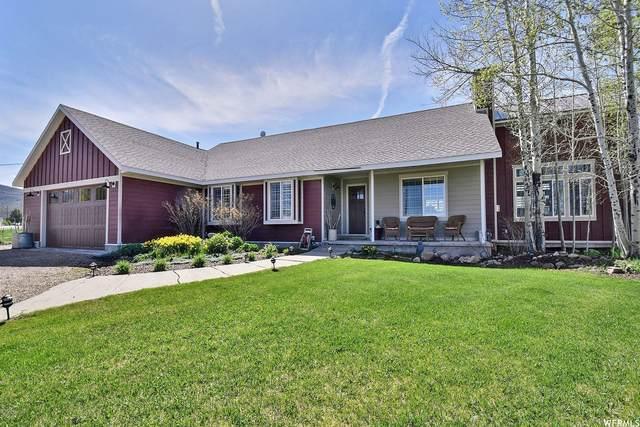 400 E 2200 S, Francis, UT 84036 (#1743502) :: Utah Real Estate