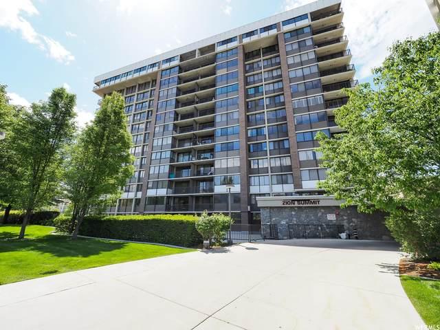 241 N Vine St W 103E, Salt Lake City, UT 84103 (#1743508) :: Doxey Real Estate Group