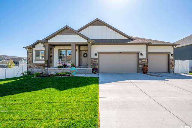 13879 S Copper Leaf Dr, Herriman, UT 84096 (#1743527) :: UVO Group | Realty One Group Signature