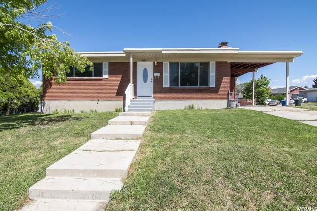 4445 S 4280 W, West Valley City, UT 84120 (#1743529) :: Gurr Real Estate