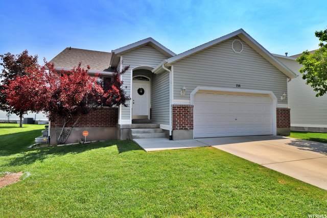 150 Crystal Bay Dr, Stansbury Park, UT 84074 (#1743538) :: Utah Real Estate