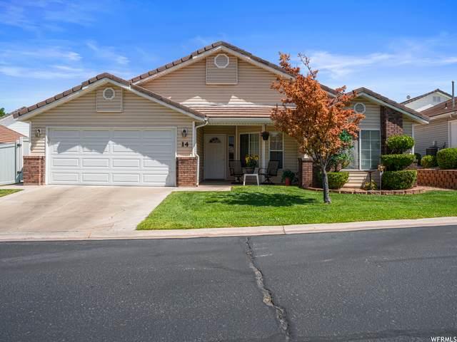 1141 W 360 N #14, St. George, UT 84770 (#1743540) :: Utah Real Estate