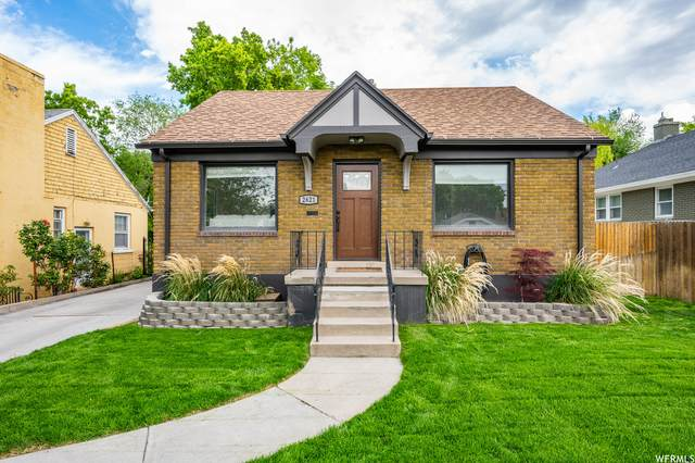 2621 S Lake St, Salt Lake City, UT 84106 (#1743541) :: Doxey Real Estate Group