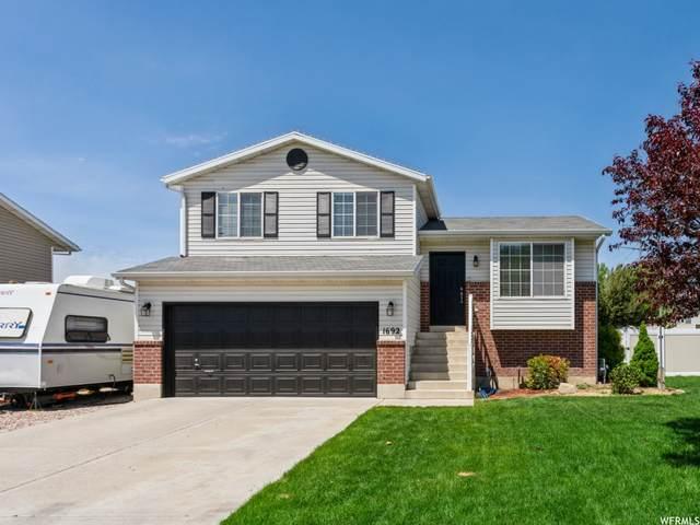 1692 W 735 N, Clinton, UT 84015 (#1743551) :: Utah Real Estate