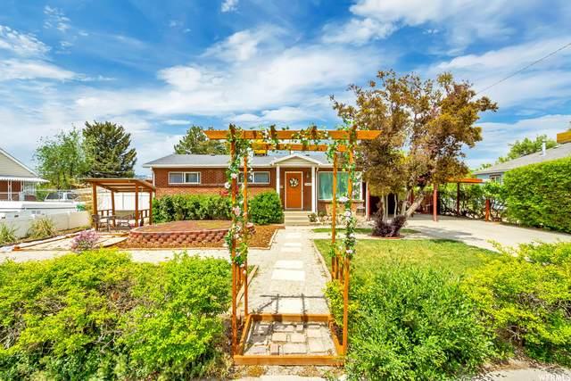 1169 E 4085 S, Salt Lake City, UT 84124 (#1743558) :: Utah Real Estate