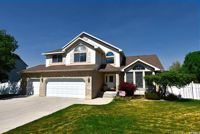 9208 S Falcon Way, Sandy, UT 84093 (#1743620) :: Utah Real Estate
