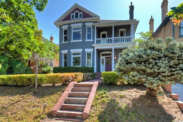 67 S 1200 E, Salt Lake City, UT 84102 (#1743621) :: Berkshire Hathaway HomeServices Elite Real Estate