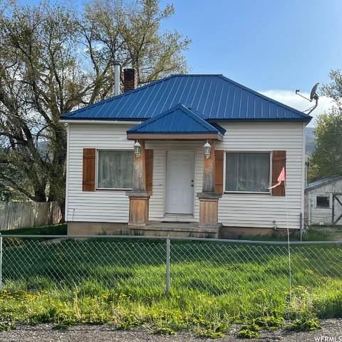 1028 S Hoytsville Rd W, Coalville, UT 84017 (MLS #1743625) :: High Country Properties