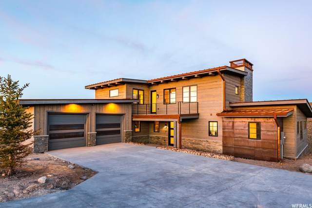 7010 Golden Bear Loop W #42, Park City, UT 84098 (#1743626) :: Gurr Real Estate